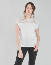 Clothing Women Tops / Blouses Only ONLELVIRA White