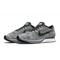 Shoes Low top trainers Nike Flyknit Racer Oreo Cookies Cream Black/White
