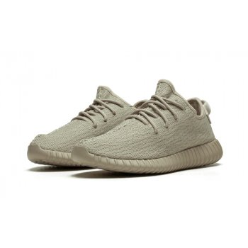Shoes Low top trainers adidas Originals Yeezy Boost 350 V1 Oxford Tan Light Stone/Oxford Tan-Light Stone
