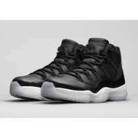 Shoes Hi top trainers Nike Air Jordan 11 72-10 Black/Gym Red-White-Anthracite