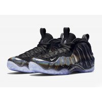 Shoes Hi top trainers Nike Air Foamposite One Hologram Multi-Color/Multi-Color