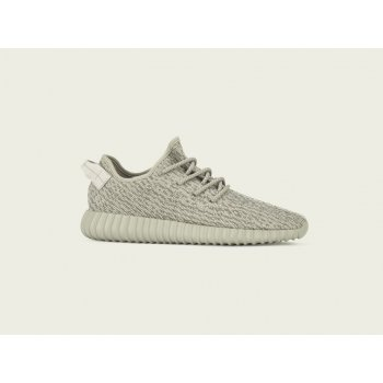 Shoes Low top trainers adidas Originals Yeezy Boost 350 V1 Moonrock Agate Gray/Moonrock/Agate Gray