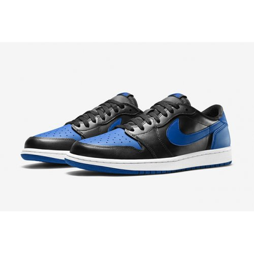 Shoes Low top trainers Nike Air Jordan 1 Low Royal Blue Black/Varsity Royal-Sail