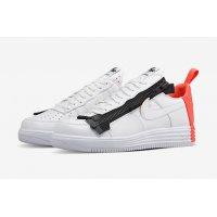Shoes Low top trainers Nike Air Force 1 Lunar x Acronym Crimson White/Bright Crimson-Black