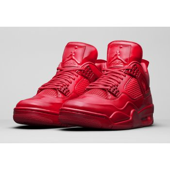 Shoes Hi top trainers Nike Air Jordan 11lab4 Red University Red/University Red-White
