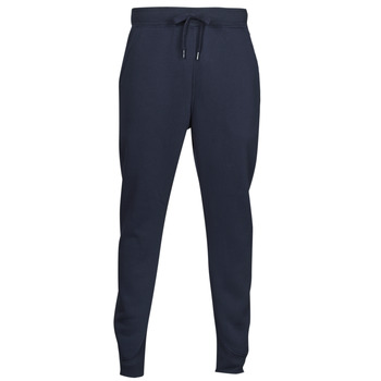 Clothing Men Tracksuit bottoms G-Star Raw PREMIUM BASIC TYPE C SWEAT PANT Marine