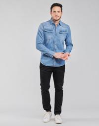Clothing Men Chinos G-Star Raw VETAR SLIM CHIN Black