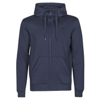 Clothing Men Sweaters G-Star Raw PREMIUM BASIC HOODED ZIP SWEATER Marine