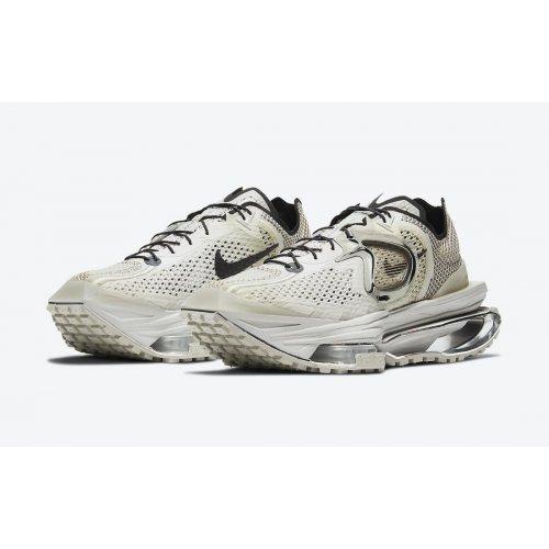Shoes Low top trainers Nike Zoom MMW4 Stone Stone/Black-Chrome