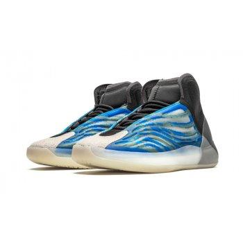 Shoes Hi top trainers adidas Originals Yeezy Quantum Frozen Blue Frozen Blue