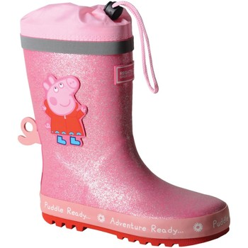 Shoes Girl Wellington boots Regatta PEPPA PUDDLE Welly Pink