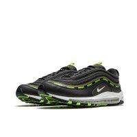 Shoes Low top trainers Nike Air Max 97 x Underfeated Black Volt Black Volt
