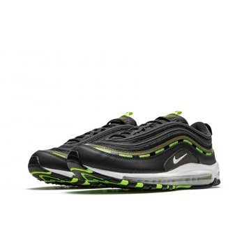 Shoes Low top trainers Nike Air Max 97 x Underfeated Black Volt Black Volt