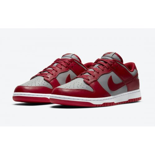 Shoes Low top trainers Nike Dunk Low UNLV Soft Grey/University Red/White