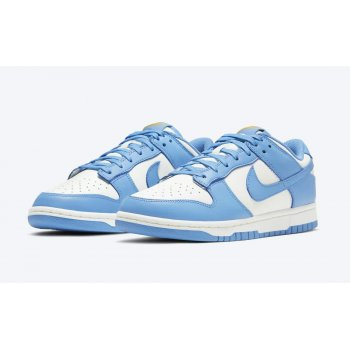 Shoes Low top trainers Nike Dunk Low Coast Sail/Coast-University Gold