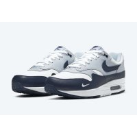 Shoes Low top trainers Nike Air Max 1 Obsidian White/Navy/Grey