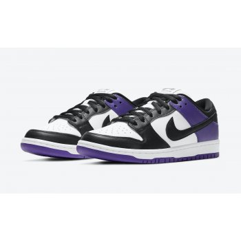 Shoes Low top trainers Nike SB Dunk Low Court Purple Court Purple/White/Court Purple/Black