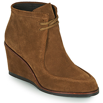 Shoes Women Ankle boots JB Martin KINDAR Leather