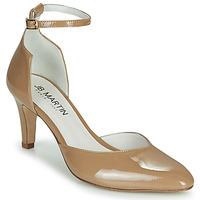 Shoes Women Heels JB Martin NATACHA Powder