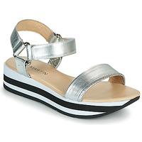Shoes Women Sandals JB Martin IMANI Silver