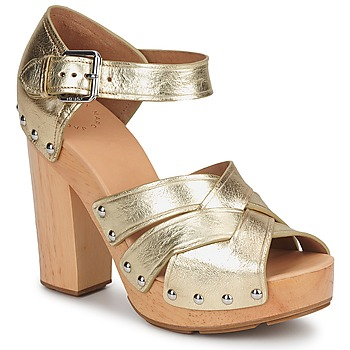 Shoes Women Sandals Marc by Marc Jacobs VENTA Silver