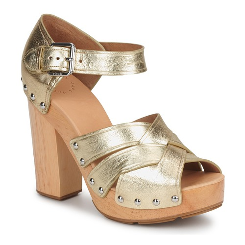 Shoes Women Sandals Marc by Marc Jacobs VENTA Gold