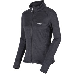 Clothing Women Track tops Regatta HIGHTON LITE Softshell Jacket Seal Grey Grey Grey