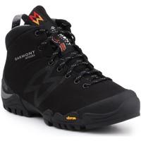 Shoes Men Walking shoes Garmont Trekking shoes  Integra Mid WP Thermal 481052-201 black