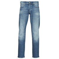 Clothing Men Straight jeans G-Star Raw STRAIGHT Blue