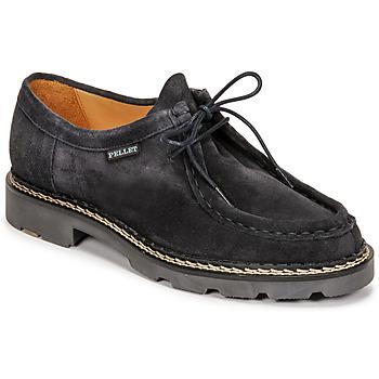 Shoes Men Derby Shoes Pellet Macho Blue