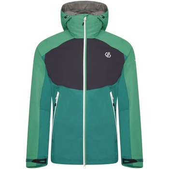 Clothing Men Track tops Dare 2b Touchpoint Lightweight Waterproof Jacket Green Green
