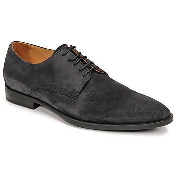 Shoes Men Derby Shoes & Brogues Pellet Alibi Blue