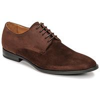 Shoes Men Derby Shoes Pellet Alibi Brown