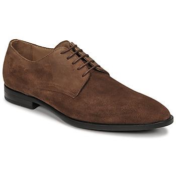 Shoes Men Derby Shoes & Brogues Pellet Alibi Beige