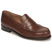 Shoes Men Loafers Pellet Colbert Brown
