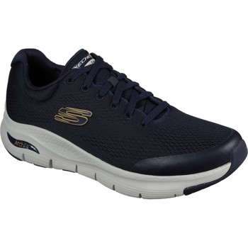 Shoes Men Walking shoes Skechers 232040NVY6 Arch Fit Navy