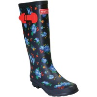 Shoes Women Wellington boots Regatta LADY FAIRWEATHER II Wellingtons Blue