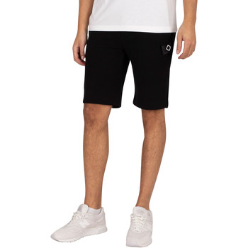 Clothing Men Shorts / Bermudas Ma.strum Core Sweat Shorts black