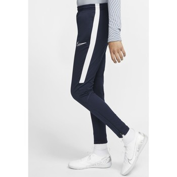 Clothing Children Trousers Nike Dry Acdmy AO0745 Blue