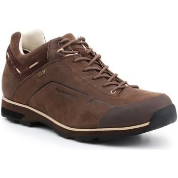 Shoes Men Low top trainers Garmont Trekking shoes  Miguasha Low Nubuck GTX 481243-21A brown
