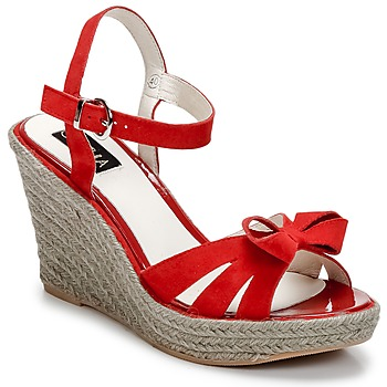 Shoes Women Sandals C.Petula SUMMER Red