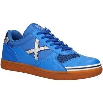 Shoe accessories Children Sports accessories Munich G-3 INDOOR 136 1511136 Blue