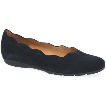Shoes Women Flat shoes Gabor Resist Womens Shoes blue