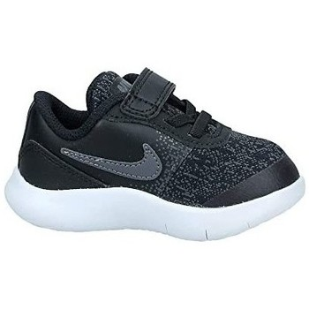 Shoes Children Low top trainers Nike FLEX CONTACT 917935 Black