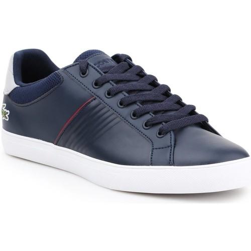 Shoes Men Low top trainers Lacoste Fairlead 1171 BRZ 7-33CAM1049003 men's lifestyle shoes navy