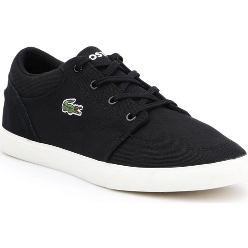 Shoes Men Low top trainers Lacoste Bayliss 7-37CMA0006454 lifestyle shoes black