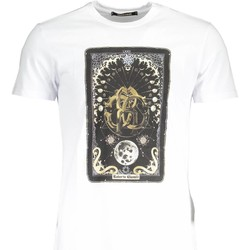 Clothing Men Short-sleeved t-shirts Roberto Cavalli