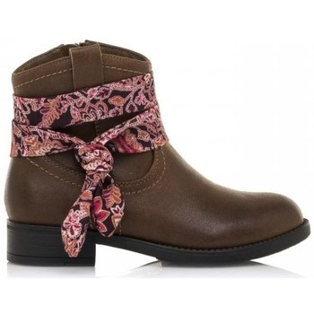 Shoes Children Mid boots MTNG BOTIN  48076 Brown