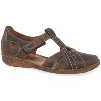 Shoes Women Sandals Josef Seibel Rosalie 29 Womens Closed Toe Sandals brown