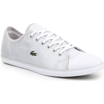 Shoes Women Low top trainers Lacoste Ziane Sneaker 118 2 CAW LT 7-35CAW0078-2Q5 silver